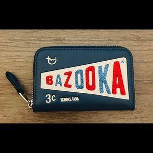 NWT Coach Bazooka Card Case